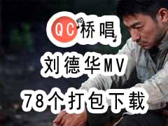 78个刘德华珍藏MVmp4打包下载