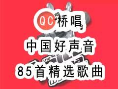 中国好声音精选85首打包下载