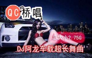 19首DJ阿龙专辑超长歌曲打包下载【百度云】